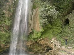 The silent roar of the Tiger Falls, Chakrata. May 11,2012