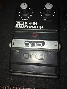 "Selling my FX10 DOD Bi Fet Preamp. AMAZING presence added with smooth warm clarity. A great pedal to goose other overdrives/ Tube screamer withCuts through the mix like ""whoah"" without adding harsh top end. There is a reason this still hold such a high value...Priced to pay bills and move. Buy it cheap while you can!"