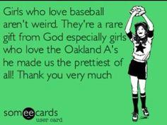 So true <3 @Oakland Athletics #baseball