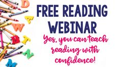 Teach Reading with Confidence – Teaching Where You're Called