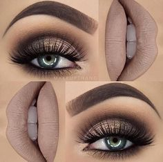 ♛♡ Pinterest •• WrapWhispererr •• ✖️ #makeup #inspiration