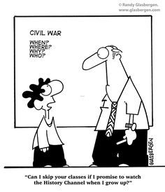 teacher humor | Cartoons: cartoons about teachers, school cartoons, classroom humor ...