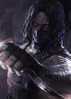 quarkmaster: Captain America:The Winter Soldier byETMecheall