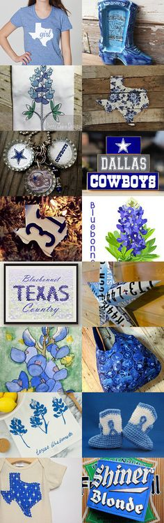 Texas Country Blues by V. Dotter on Etsy--Pinned with TreasuryPin.com