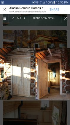 Alaska Homestead, Homesteading, Remote, Shed, Outdoor Structures, Lean To Shed, Backyard Sheds, Coops, Barn