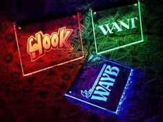 디자인 비용 포함. 간단한 설치. 빠른 납기. 대량할인. 🙏🙏🙏 Broadway Shows, Neon Signs