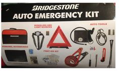 Bridgestone Auto Emergency Kit * Read more  at the image link.