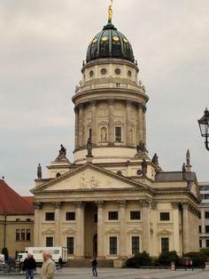 Neue Kirche (Deutscher Dom) 1708 and 1780, Berlin, Germany.