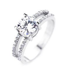 Inel de logodna cu diamant CORIOLAN DR038