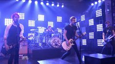 5 Seconds of Summer on The Tonight Show With Jimmy Fallon.
