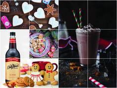 gingerbread coffee #ginger #piernik #pierniczki #coffee #piernikowakawa