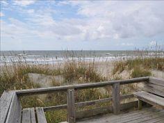 VRBO.com #401631 - Beach Front, Dog Friendly, Ocean Isle, Have 2nd Rental Closeby