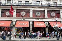 Výsledek obrázku pro hamleys of london