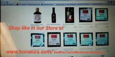 Shop our jerky and hot sauce store. www.bonanza.com/booths/Camodavemanmusthaves