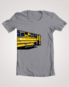 Get on the bus with me.