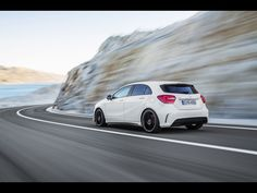 Mercedes-Benz AMG — the new hatchback from Mercedes and AMG A45 Amg, Car Care Tips, Sports Wallpapers, Car Logos, Car In The World, Car Insurance, Fiat, Peugeot, Mercedes Benz