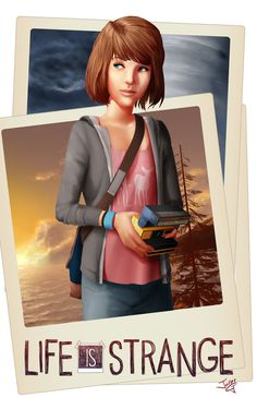 Life Is Strange FanArt by cpxavier on @DeviantArt