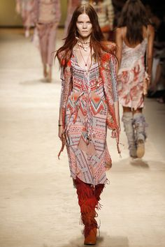 Etro printemps-été 2015 #mode #fashion