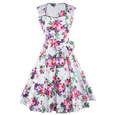 SHARE & Get it FREE | Retro Sleeveless Sweetheart Neck Floral Pattern Women's DressFor Fashion Lovers only:80,000+ Items·FREE SHIPPING Join Dresslily: Get YOUR $50 NOW!