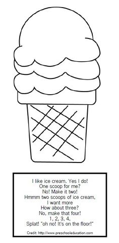 Image result for poems about ice cream for kids