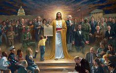 Tim Ballard — The American Covenant (One Nation Under God)