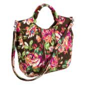 Vera Bradley English Rose Two-Way Tote Vera Bradley Tote Bags, Vera Bradley Crossbody, Frame Bag, Pack Your Bags, English Roses, Cute Bags, Evening Bags, Travel Style, Diaper Bag