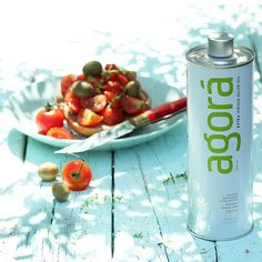 Greek Extra Virgin Olive Oil from Greece. Extra virgin olive oil is the highest quality and most expensive olive oil classification. Olive Juice, Greek Olives, Red Bull, Olive Oil, Awards, Food, Norway, Products, Gourmet