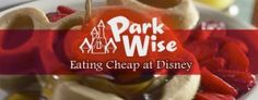 Eating Cheap at Disney World:  How Low Can You Go?