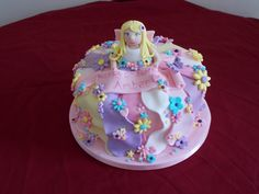 Flower Fairy by Scrumptious Cakes Minehead