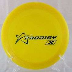 400s D3 Driver 173g Prodigy Discs Yellow X-Out Golf Discs Disc