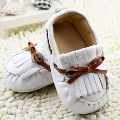 Baby Boy Leather Shoes