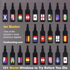 101 World Whiskies to Try Before You Die :: el gran libro del whisky