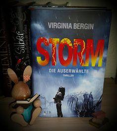"""Samys Lesestübchen: """"Storm - Die Auserwählte"""" von Virginia Bergin"""
