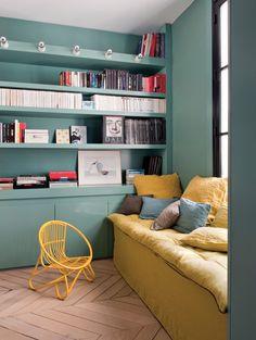 Eenheid in de boekenkast | ELLE Decoration NL