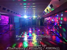 Maturaball BRG Körösi Kammersäle 25.11.2017 #EventGruppe by: #TheFactory / #ClubJDj / #SMSWall