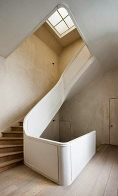 Professionals in staircase design, construction and stairs installation. In addition EeStairs offers design services on stairs and balustrades. Interior Staircase, Staircase Design, Space Architecture, Architecture Details, Classical Architecture, Balustrades, Interior And Exterior, Interior Design, Stair Railing
