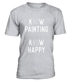 "# Know Painting T Shirts. Gifts for Painters. Love to Paint. .  Special Offer, not available in shops      Comes in a variety of styles and colours      Buy yours now before it is too late!      Secured payment via Visa / Mastercard / Amex / PayPal      How to place an order            Choose the model from the drop-down menu      Click on ""Buy it now""      Choose the size and the quantity      Add your delivery address and bank details      And that's it!      Tags: Gifts shirts for…"