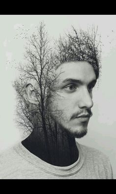 Ideas For Photography Black And White Surrealism Photoshop Double Exposure Photography, White Photography, Portrait Photography, Nature Photography, Minimalist Photography, Urban Photography, Abstract Photography, Double Exposure Portraits, Color Photography