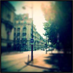 Paris en silencio by stefanie brack