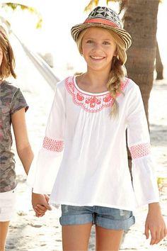 Next Girl's Clothing - 3 to 16 years - Next Kaftan - EziBuy Australia