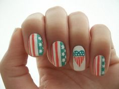 #nail art #nails www.finditforweddings.com