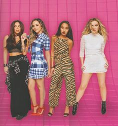 Little Mix Get Weird Tour Programme