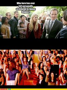 Once Upon a Time + Mean Girls ftw