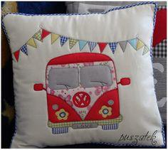 poduszka ww bus ;)