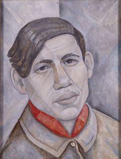 Portrait of Soutine, 1955  Marevna (Marie Vorobieff)