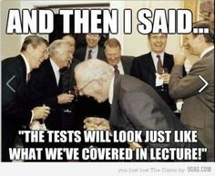 How I write my tests, anyway..
