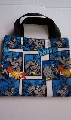Batman+Party+Favor+Bags+by+LittleScholarBooks+on+Etsy,+$12.95