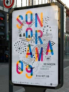2009 Sonorama Music Festival in Besancon, France by Helmo.