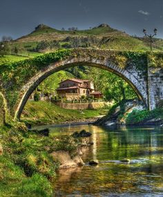 Lierganes, un pueblo con leyenda (Cantabria, España)