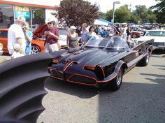 Batmobiles @ 2011 Woodward Dream Cruise